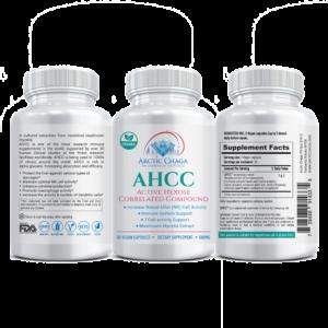 AHCC Capsules