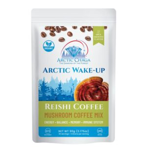 Reishi Coffee