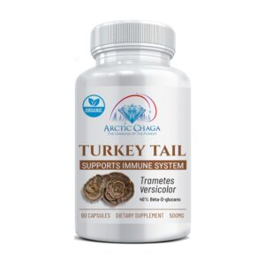 Turkey Tail Capsules