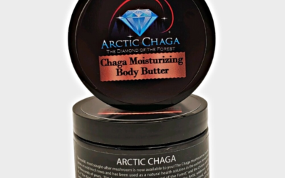 3 Surprising Benefits of Chaga Body Butter