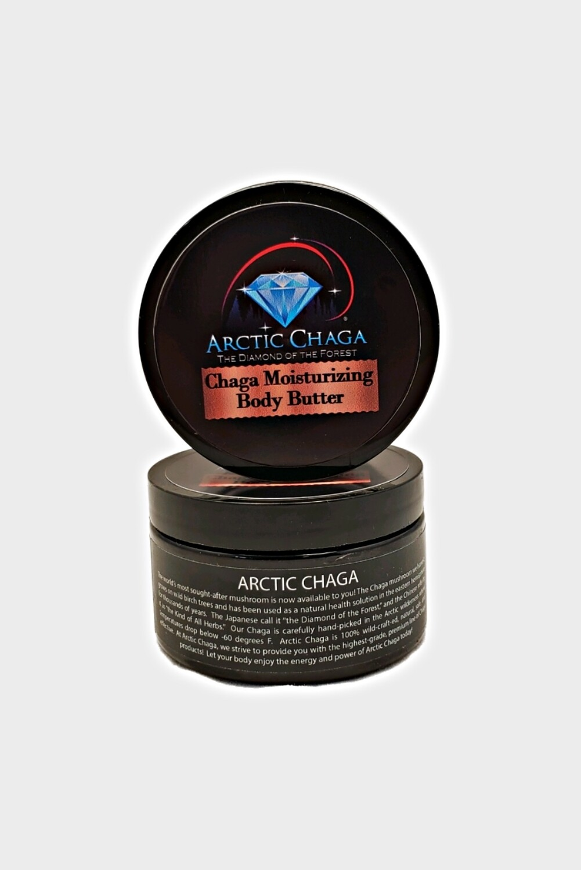 Chaga body butter from Arctic Chaga